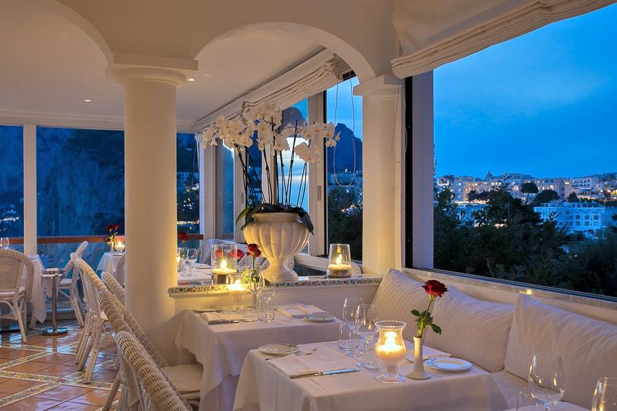 Hotel Villa Brunella Capri Hotel With Pool And Sea View