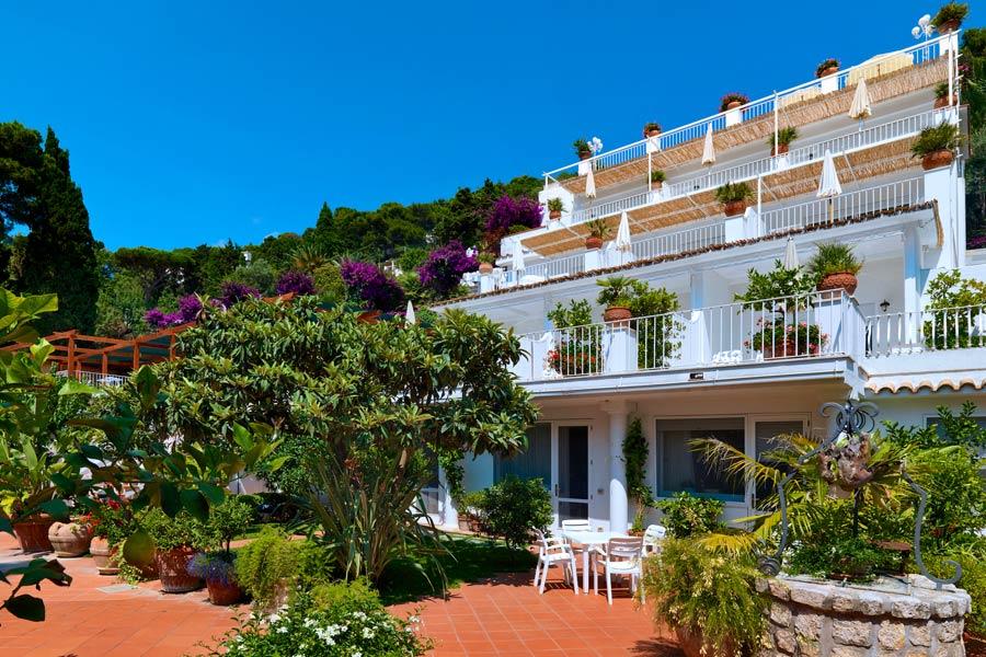 Hotel Villa Brunella Photos