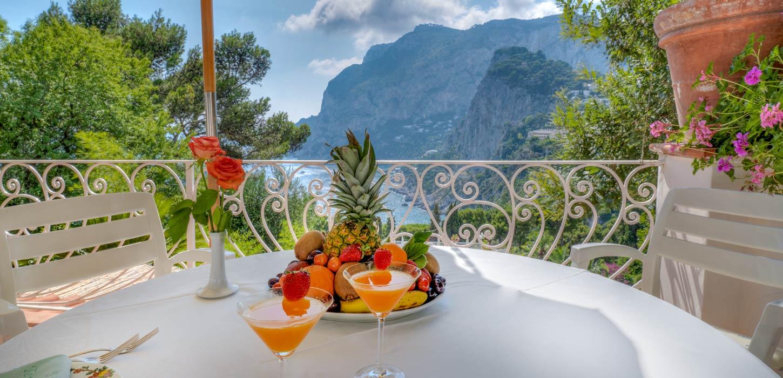 Hotel Villa Brunella Credits And Sitemap