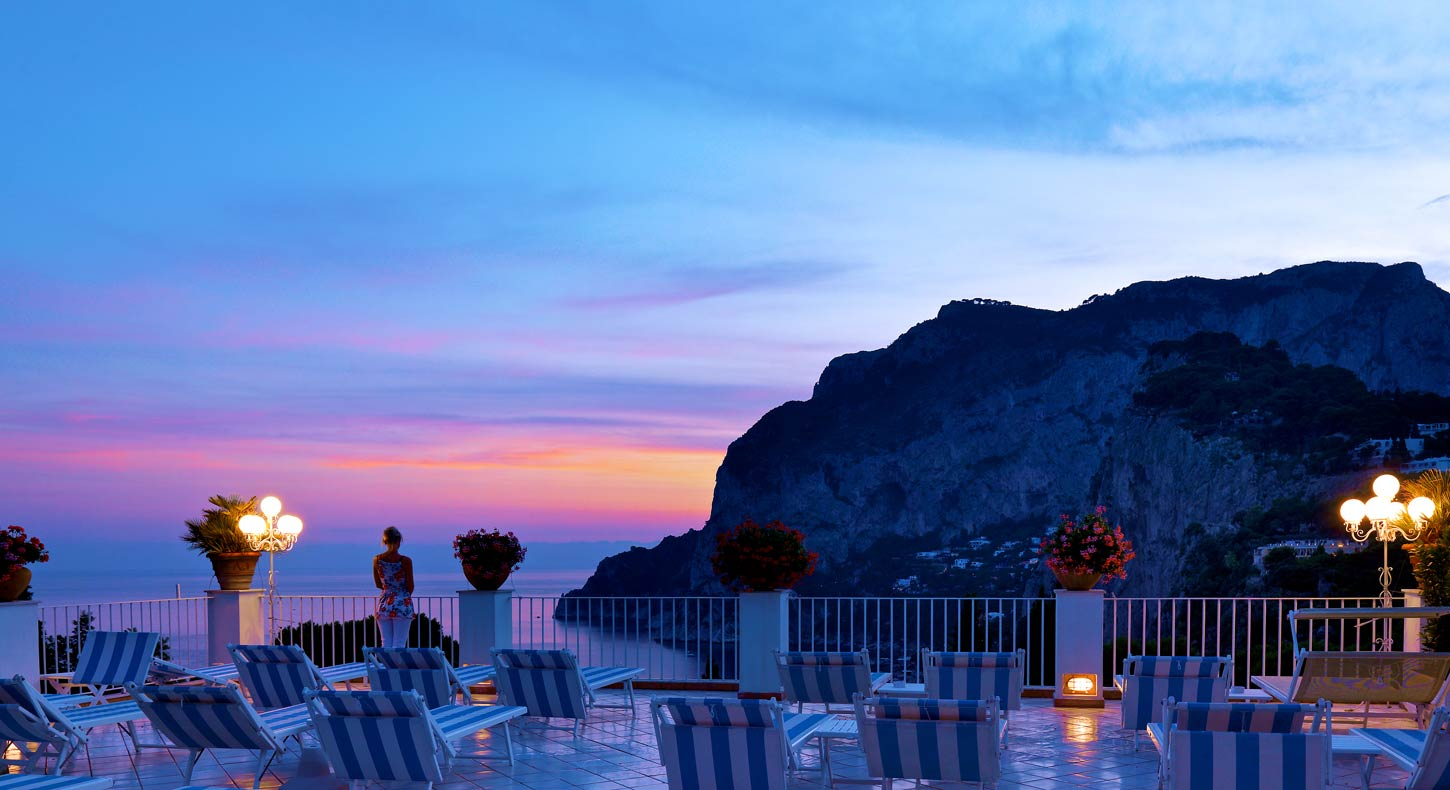 Hotel Villa Brunella Capri Hotel With Pool And Sea View